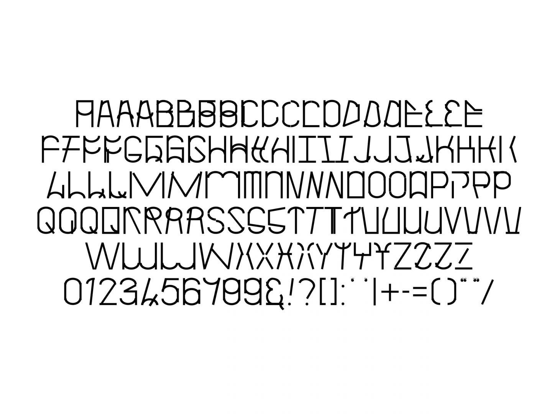 Zyxt_Booq Alt_Typeface_1