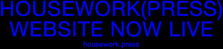 Zyxt_Housework(Press)_Website-Now-Live